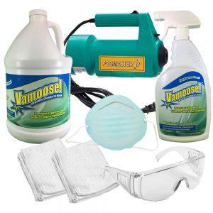 Vamoose Smoke Odor Remover Kit