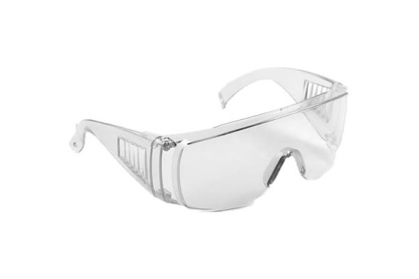 CSA Plastic Safety Glasses