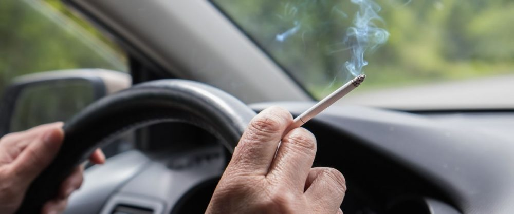 Remove Smoke Odor From Car
