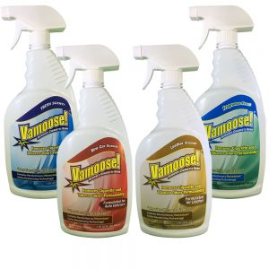 Vamoose! 32 oz Spray Bottles