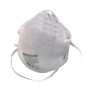 MSA Safety Works Respirator Mask