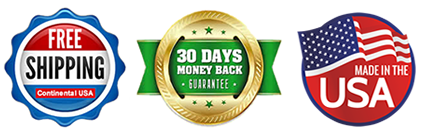 Money Back Free Shipping Banner